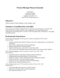 product manager resume sample job and resume template associate product manager resume sample