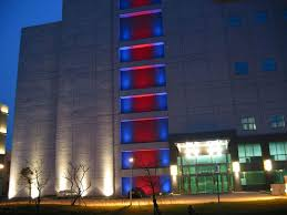 high power ip65 rgb wall washer led lights 24w color changing building facade lighting
