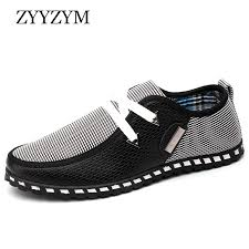 <b>ZYYZYM</b> Shoes <b>Men Casual Shoes</b> Light Breathable Loafers Spring ...