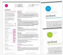 modern professional cv template trendy resumes creative resume modern professional resume templates