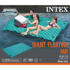 <b>Intex Giant Floating</b> Mat - CountryMax