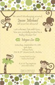 best ideas about monkey invitations monkey personalized jungle monkey baby shower invitation 100851008510085 bestpickr com