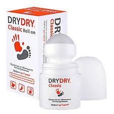 <b>Дезодорант Dry Dry</b> (Драй Драй) антиперспирант от обильного ...