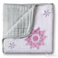 <b>Одеяло</b> муслин <b>Aden anais</b> | Объявление на Авито