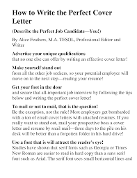 best cover letter samples pdf perfect cover letter best cover    templates