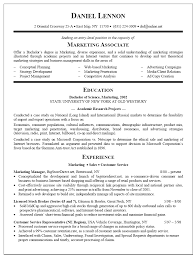 entry level marketing resume example essaymafia com entry level marketing resume example