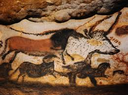 Lascaux: Early Color Photos of the Famous Cave Paintings, France ...