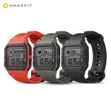 <b>Original Amazfit Neo Smart</b> Watch Bluetooth Smartwatch 5ATM ...