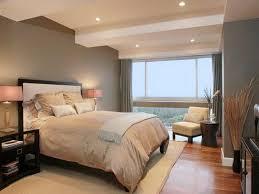 accent wall beige bedroom
