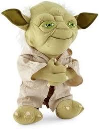 Kuhu Creations Star Wars <b>Cute Cartoon</b> Master <b>Yoda</b> Plush Toys ...