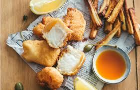 Рыба в кляре с <b>пастернаком</b> - кулинарный пошаговый рецепт с ...