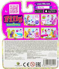 Отзывы о Наборе игровой Filly <b>Dracco</b> Бабочки с блестками 1 ...