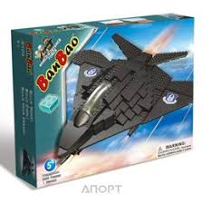 <b>BanBao</b> Военная техника 8704 Шпион-истребитель: Купить в ...