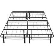 Premier Platform 14u0026quot Metal Base Foundation Bed Frame Multiple Sizes Image 5