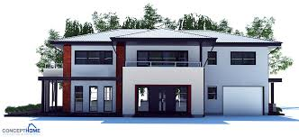 Large Modern House Plan   four bedrooms House Plan CH   modern houses   house plan ch  jpg