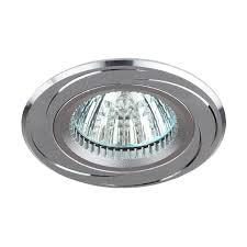 <b>Встраиваемый светильник ЭРА</b> Алюминиевый <b>KL34</b> AL/SL ...