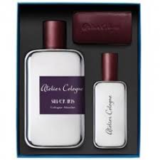 <b>Atelier Cologne Silver Iris</b> Absolue Edp 100Ml+30Ml+Leather Case ...