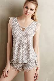 <b>Eberjey</b> Nicolette Cami #anthropologie | Ночная рубашка, Одежда ...