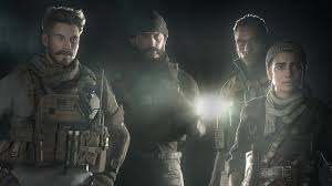 Official Call of Duty®: Modern Warfare® – Story Trailer - YouTube