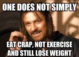 8 funny weight loss memes | News Style via Relatably.com
