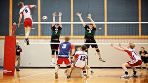 Powerful Attacks <b>Over The Line</b> in Volleyball History - YouTube