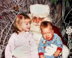 Laps From Hell: 22 Downright Bad Creepy Santas – Team Jimmy Joe via Relatably.com