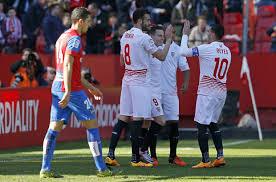 ไฮไลท์  Sevilla 3 - 1 Levante