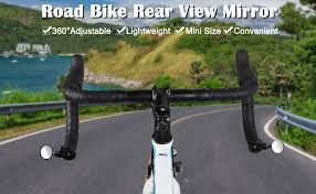 <b>WEST BIKING</b> Bicycle Rearview 360 degree Rotate Cycling ...