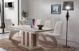 wood dining table sets european marble
