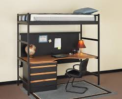 loft bed combo furniture with workstation and storage containers desk bed and desk combo furniture