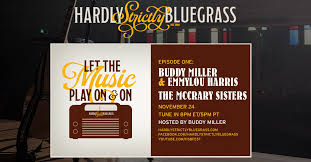 <b>J.D. Crowe</b> & The <b>New</b> South   Hardly Strictly Bluegrass