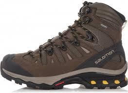 <b>Ботинки</b> мужские <b>Salomon Quest 4D</b> 3 GTX зеленый/черный цвет ...