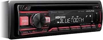 <b>Alpine</b> Electronics <b>CDE</b>-<b>203BT</b> CD and Bluetooth Car Radio ...