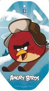 <b>Ледянка</b> 1toy Angry Birds <b>92</b> см Т57212 Артикул 304430 купить ...