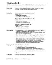 resume matt leschuck audio resume matt leschuck jpg