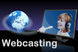 Image result for webcasting