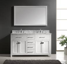 white mirrored bathroom wall cabinets: home decor  inch white bathroom vanity wood burning fire pit table light fixtures for