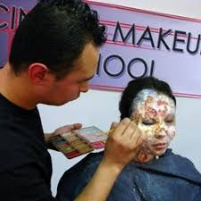 photo of cinema makeup los angeles ca united states student application
