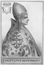 Pope Anastasius IV