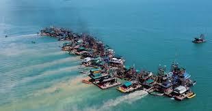 Mining tin from the sea in Indonesia | Indonesia News | Al Jazeera