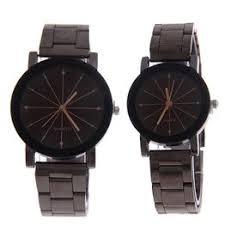 2016 Lovers Watch Women Ladies Girls Men Female Clock ... - Vova