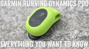 <b>GARMIN</b> RD (<b>Running Dynamics</b>) <b>POD</b> REVIEW! - YouTube