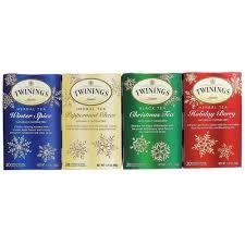 Twinings Black <b>Tea Seasonal Variety Pack</b>