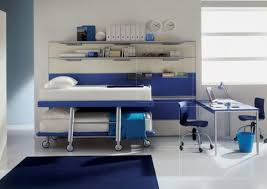 excellent kids bedroom interior design ideas for small rooms inspiring with bunk bed wheel along white chic front desk office interior design ideas