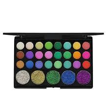 Binmer Shimmer POPFEEL <b>Eyeshadow Palettes 29 Colors</b> Makeup ...