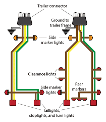 trailer wiring diagram 6 pin wirdig trailer wiring diagram 6 pin