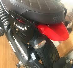 <b>1 PC Motorcycle</b> Saddle Bags Mounting Brackets Side bag Bracket ...