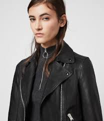 ALLSAINTS CA: Women's <b>Leather Jackets</b>, Shop Now.