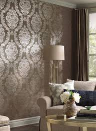 Small Picture Damask Designer Wallpapers View Specifications Details of