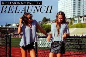 fashion rich skinny pretty a san diego and los angeles style campus talk navigating senior year of high school and surviving freshmen year of college